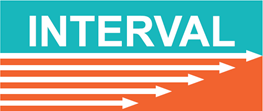 Logo for the INTERVAL study.